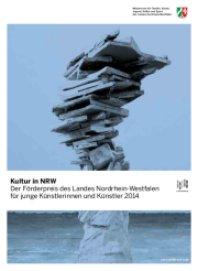 Broschüre NRW-Förderpreis